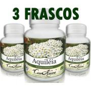 Aquiléia - 3 potes com 60 cápsulas
