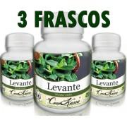 3 Frascos De Levante