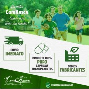 4 Frascos De Garcinia Comkasca ( Gummi-gutta )