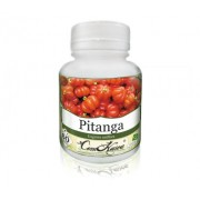 60 Cápsulas De Pitanga (eugenia Uniflora)