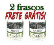 Angico - 2 potes com 60 cápsulas