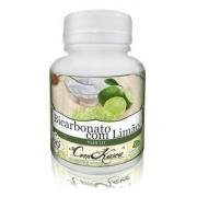 Bicarbonato com Limão - 1 pote com 60 cápsulas