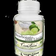Bicarbonato com Limão - ComKasca 60 caps
