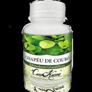 Chapeu De Couro ComKasca 60 caps