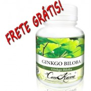 Ginkgo Biloba (puro) 60 Cáps