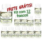 Kit 12 Frascos Aquiléia