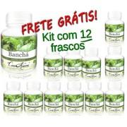 Kit 12 Frascos Bancha