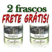 Kit 2 Frascos De Angico 60 Cáps (puro) Premium