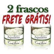 Kit 2 Frascos De Aquiléia 60 Cápsulas (puro)