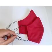 Kit 2 Máscaras Dupla Lavável Regulável Mãe E Filha