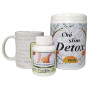 Kit chá + Caneca + Composto