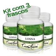 Losna - 3 potes de 60 cápsulas