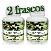 Marapuama - 2 potes com 60 cápsulas
