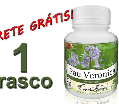 1 Frasco De Pau Veronica (previne Enxaqueca E Má Digestão)