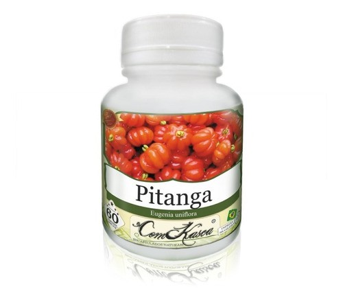 1 Frasco De Pitanga - Combate Reumatismo