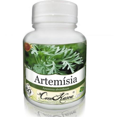 3 Frascos De Artemísia - Estimulante Uterino