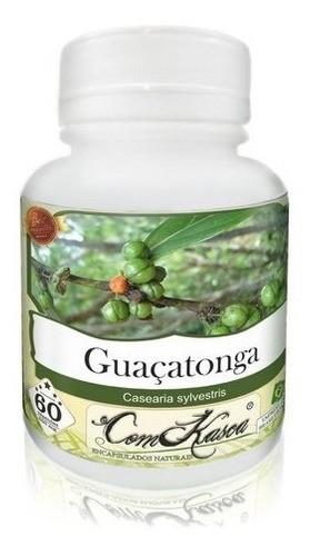 3 Frascos De Guaçatonga + 3 Carquejas - Kit
