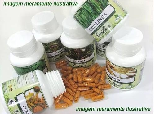 3 Potes De Acerola Em Cápsulas (malpighia Emarginata)