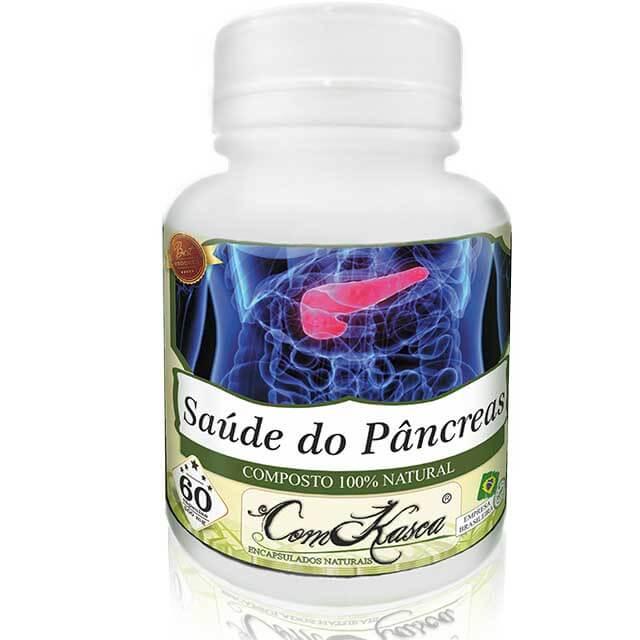 3 Súde do aPâncreas+3 Alfafa+3 Flor do Amazonas