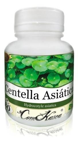 60 Cápsulas De Centella Asiática