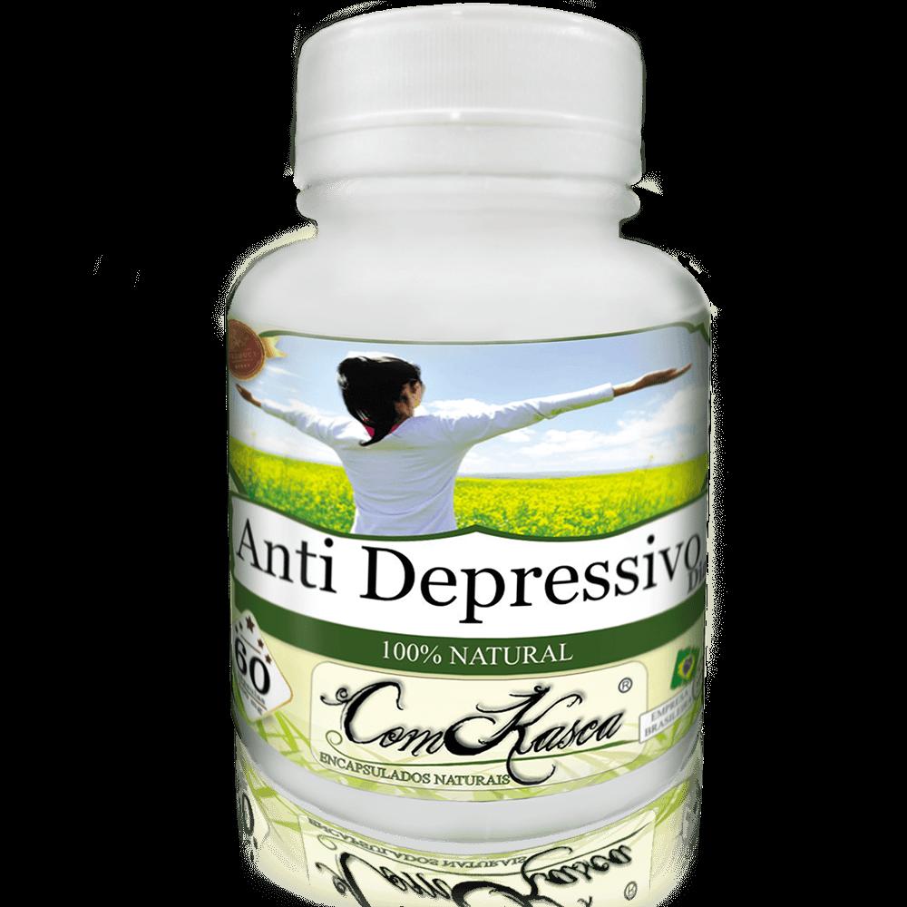 Anti Depressivo (dia) ComKasca 60 caps