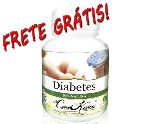 Antidiabetes 60 Cáps