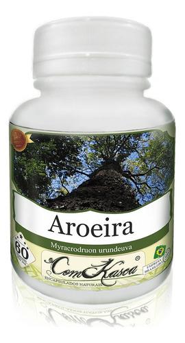 Aroeira - 6 potes com 60 cápsulas