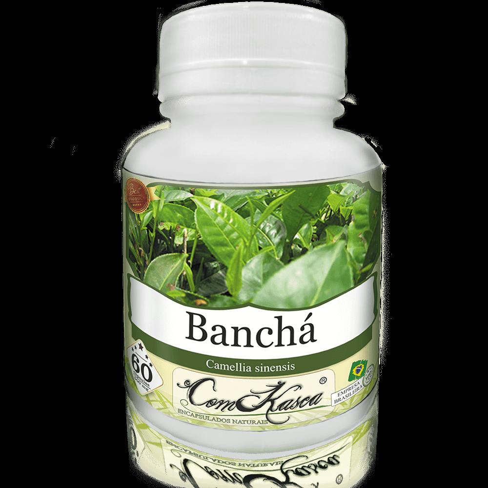 Banchá ComKasca 60 caps
