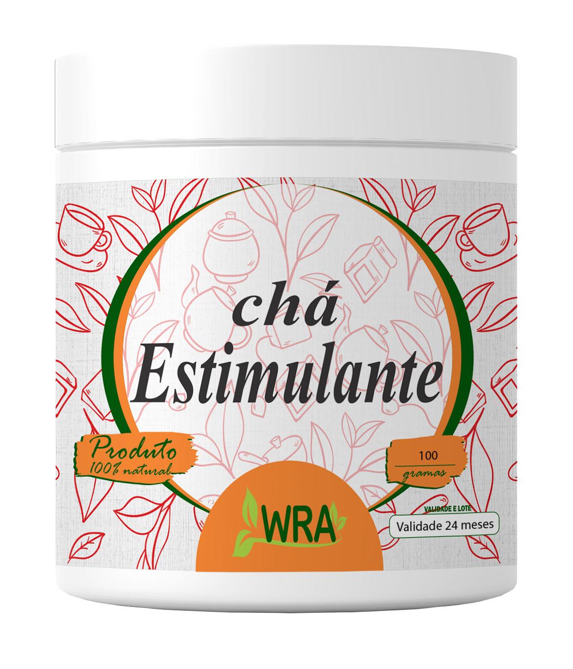 Chá Estimulante