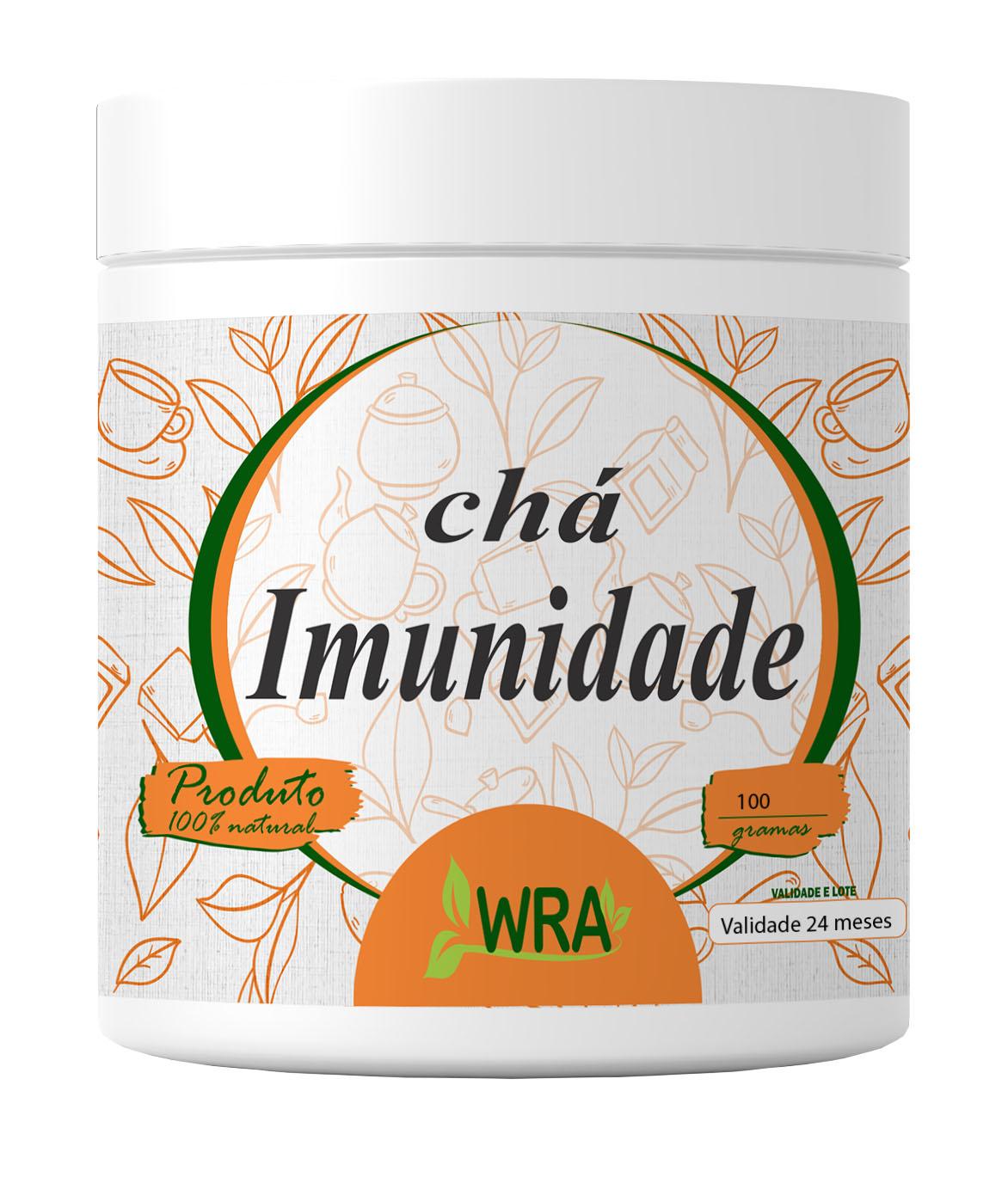 Chá Imunidade