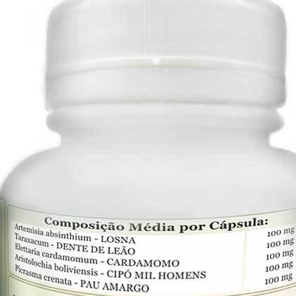Composto Digestivo ComKasca 60 caps