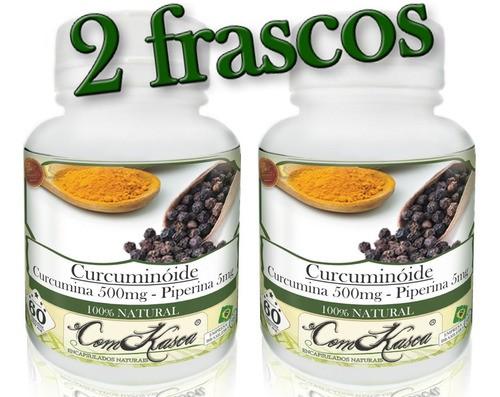 Curcuma Com P/ginseng/maca Per./ginkgo B./marapuama/guaraná