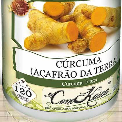 Curcuma ComKasca 120 caps