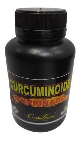 Curcuminoide Turbinado 120 Cápsulas Trata Dores Crônicas