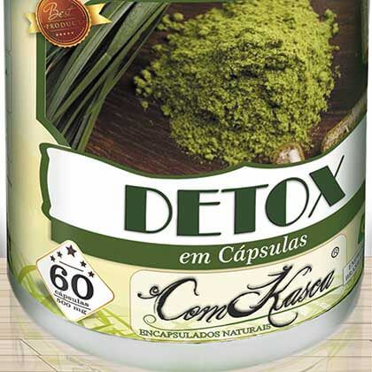 Detox ComKasca 60 caps