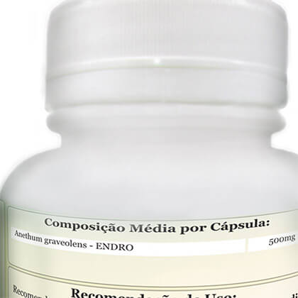 Endro ComKasca 60 caps