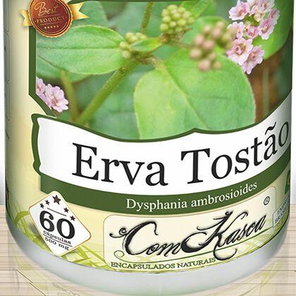 Erva Tostão ComKasca 60 caps
