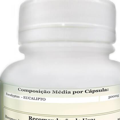 Eucalipto ComKasca 60 caps