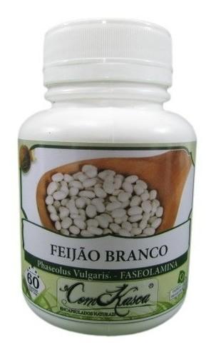 Feijão Branco 60 Cápsulas 500mg
