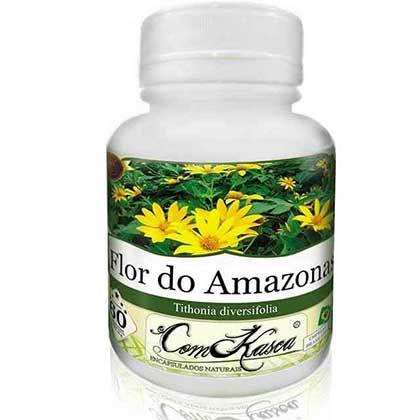Flor Do Amazonas ComKasca 60 caps