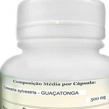 Guaçatonga ComKasca 60 caps