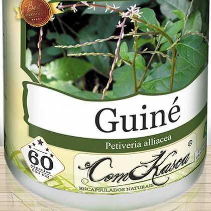 Guiné ComKasca 60 caps