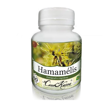 Hamamélis 60 caps