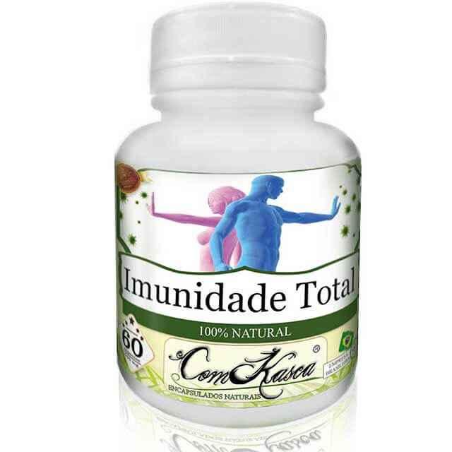 Imunidade Total ComKasca 60 caps