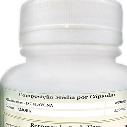 Isoflavona ComKasca 60 caps