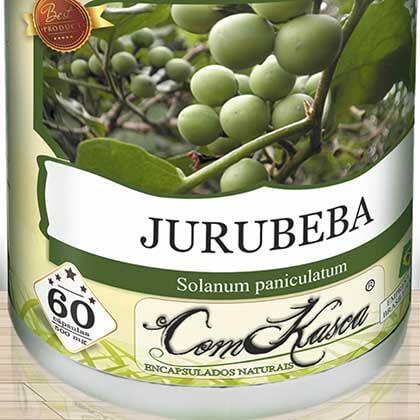 Jurubeba ComKasca 60 caps
