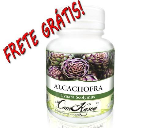 Kit 180 Cordão De Frade + Alcachofra 60 Cáps