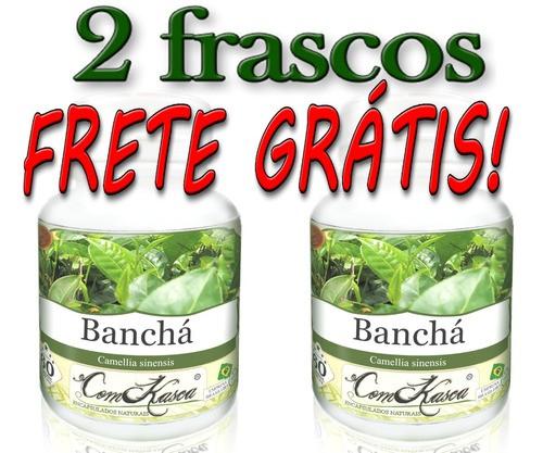 Kit Com 2 Frascos De Bancha Comkasca