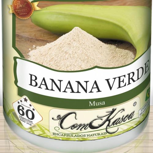 Kit Cúrcuma com Pimenta Preta + 1 Banana Verde