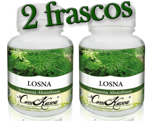 Losna - 2 potes de 60 cápsulas